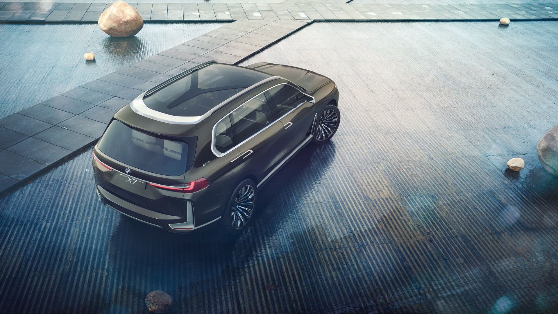 The Most Expensive SUV By Bavarian Carmaker – 2020 BMW X8 >> World Premiere Bmw X7 Concept Iperformance