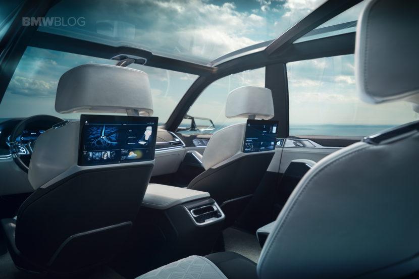BMW X7 iPerformance 38 830x553