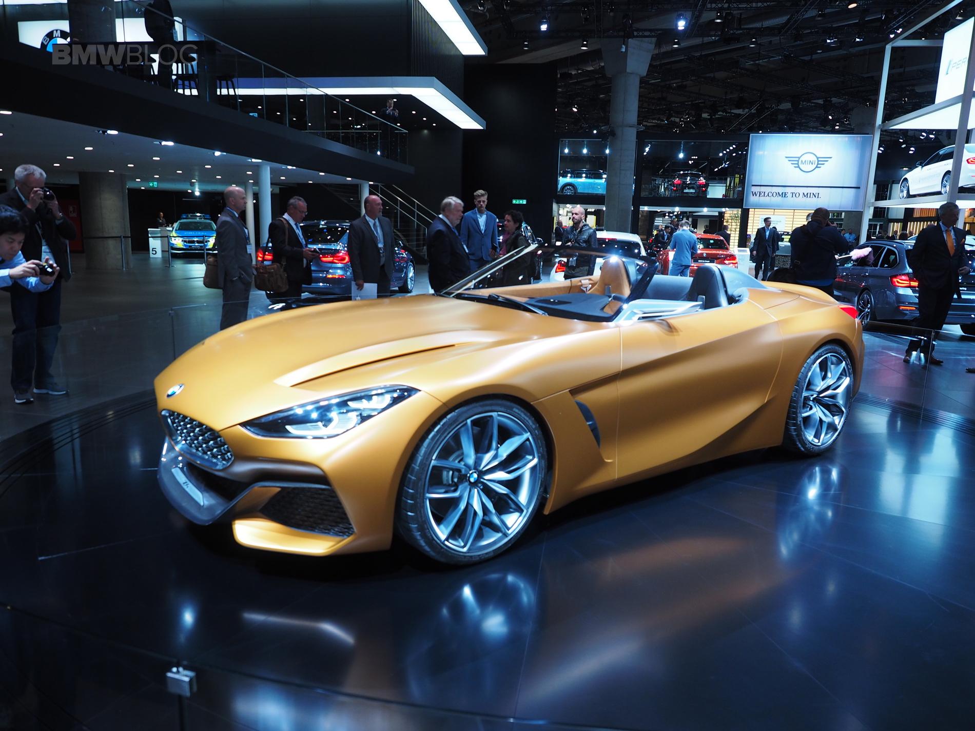 BMW Z4 Concept Frankfurt 21