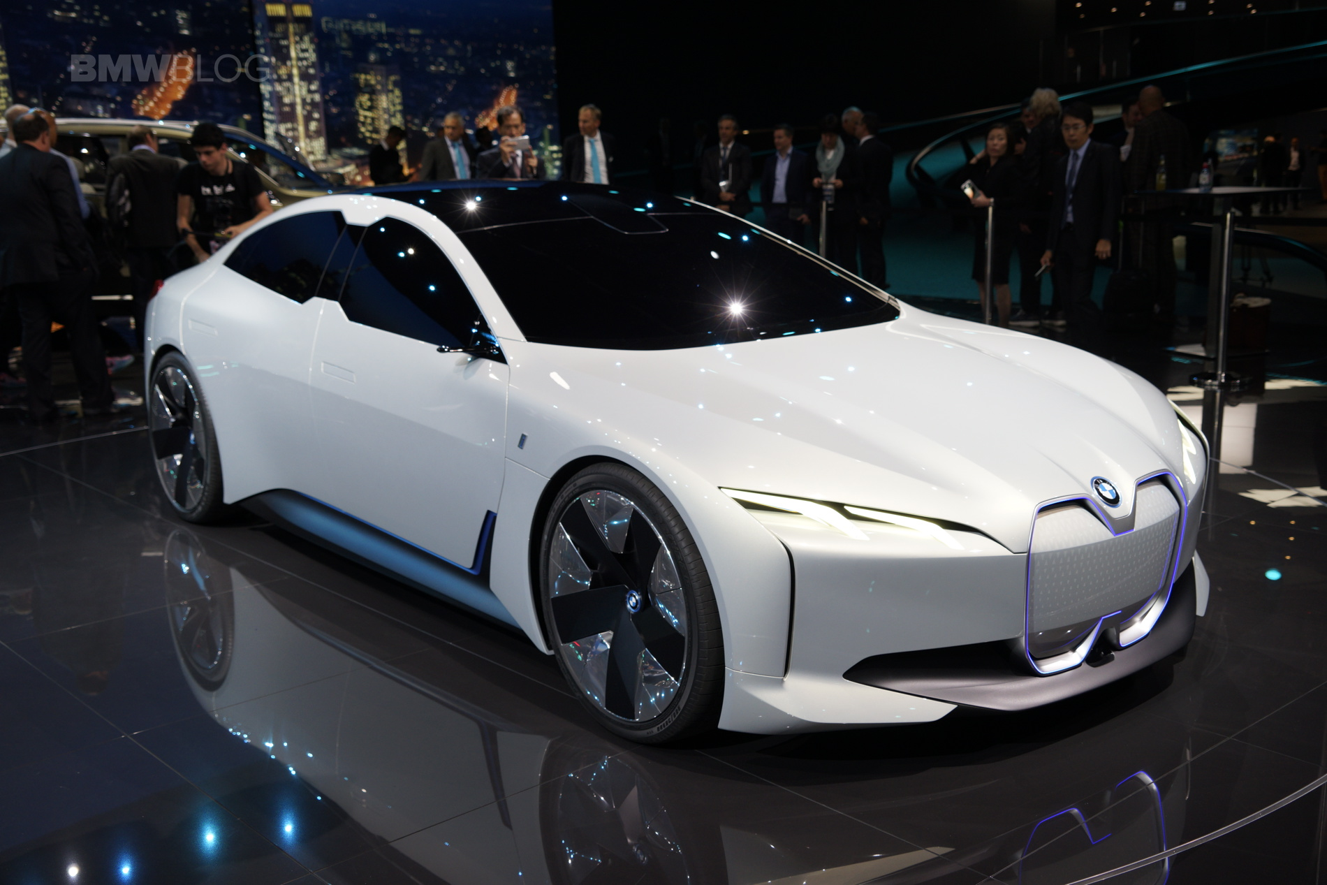 "BMW ""confident"" about its solid-state battery race"