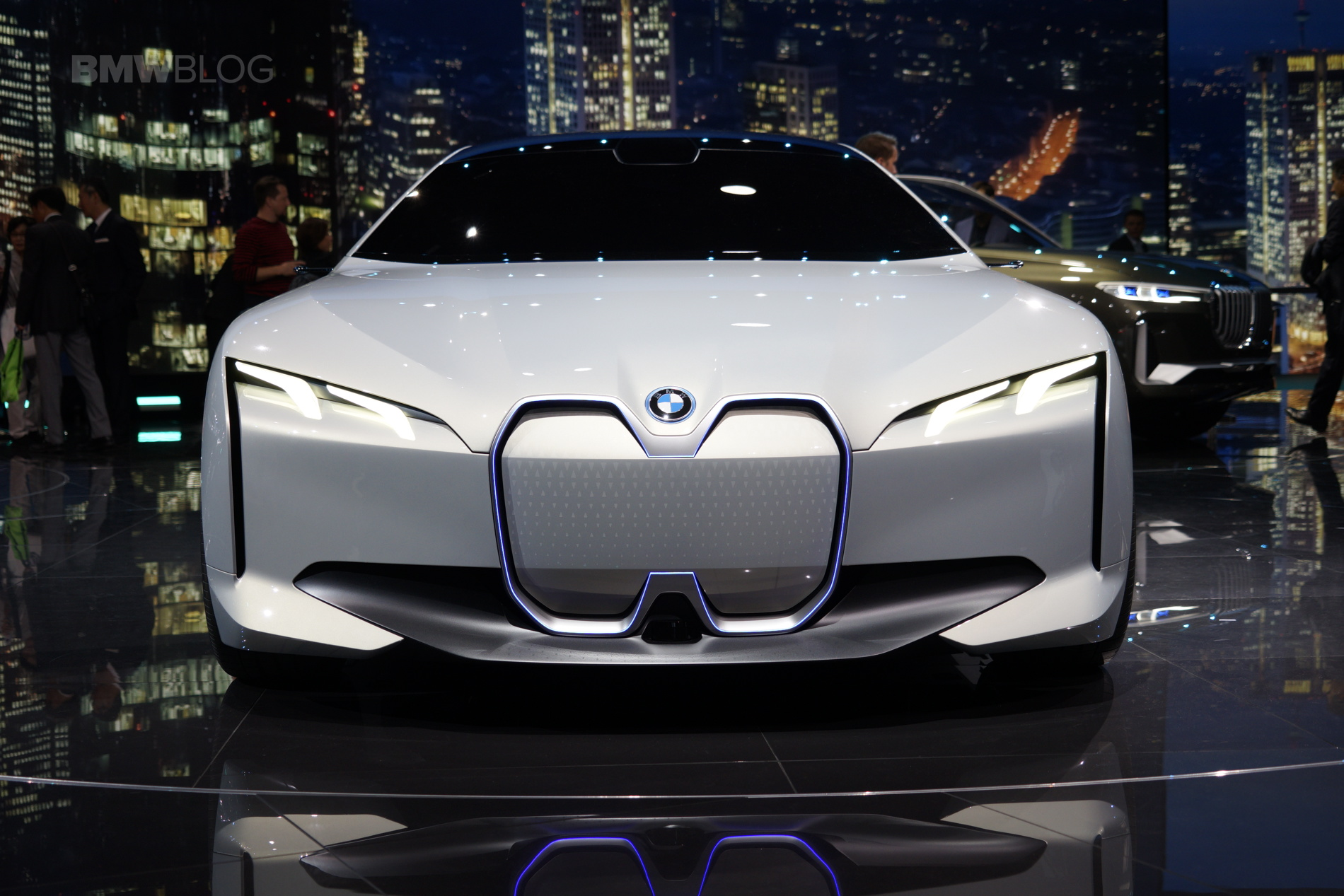 Bmw I Vision Dynamics Live Photos And Videos