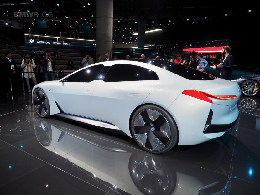 BMW i Vision Dynamics photos 25 830x623
