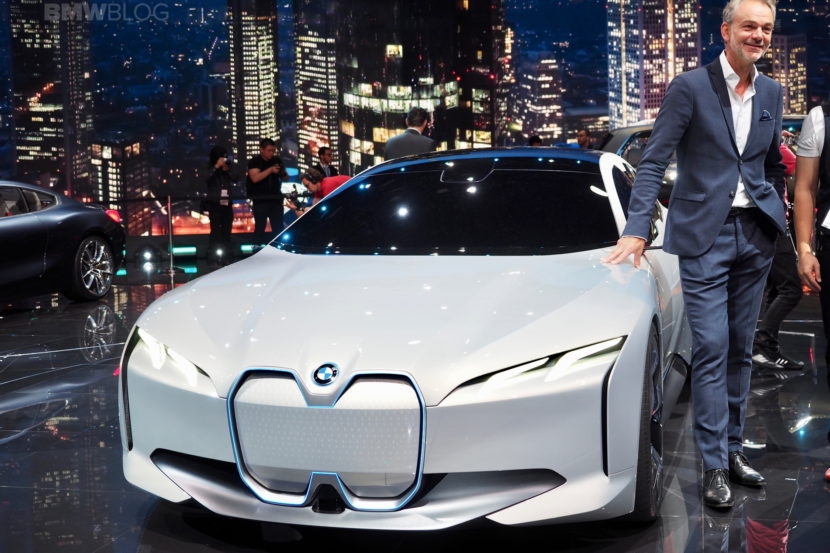 BMW i Vision Dynamics photos 28 830x553