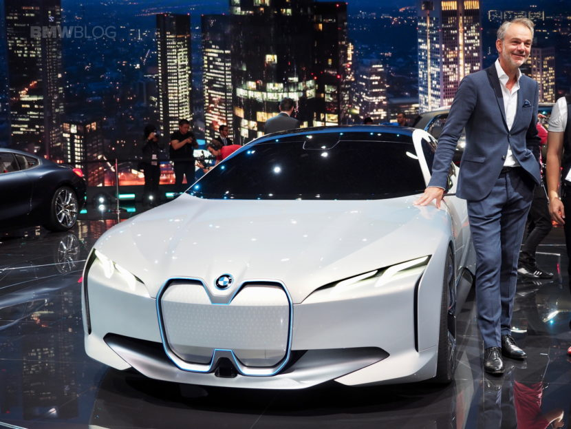 BMW i Vision Dynamics photos 28 830x623