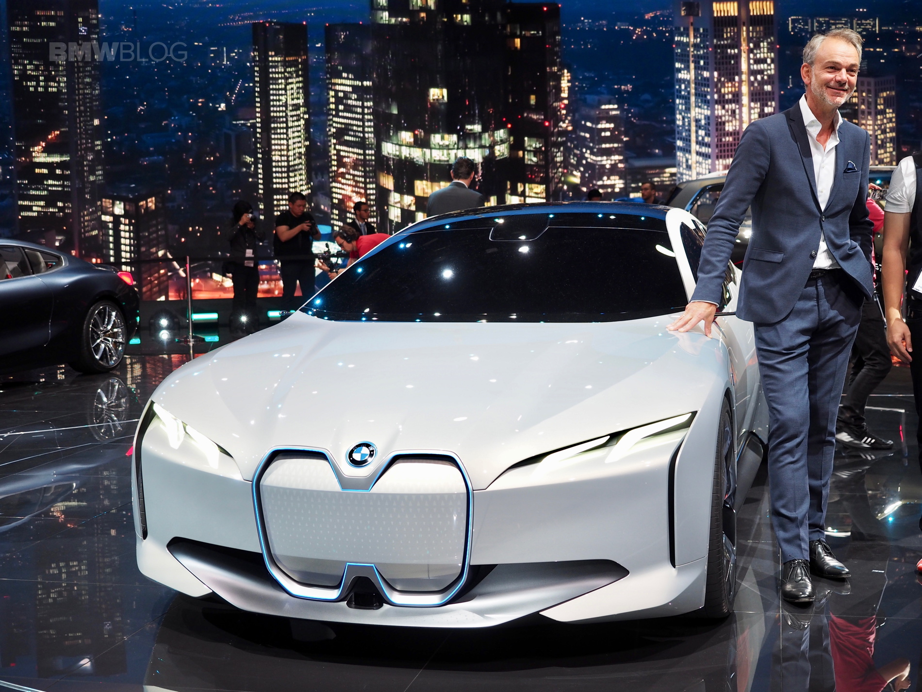 BMW i Vision Dynamics photos 28
