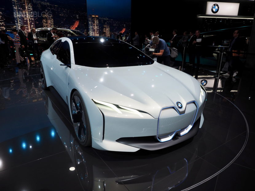 BMW i Vision Dynamics photos 33 830x623