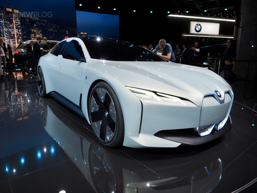 BMW i Vision Dynamics photos 34 830x623