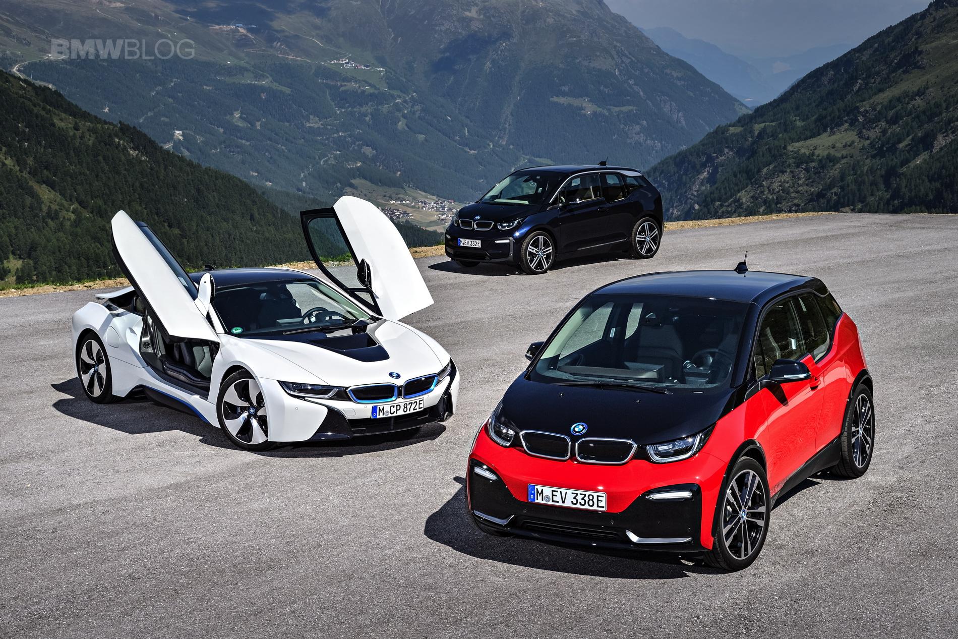BMW i3 i3s i8 02