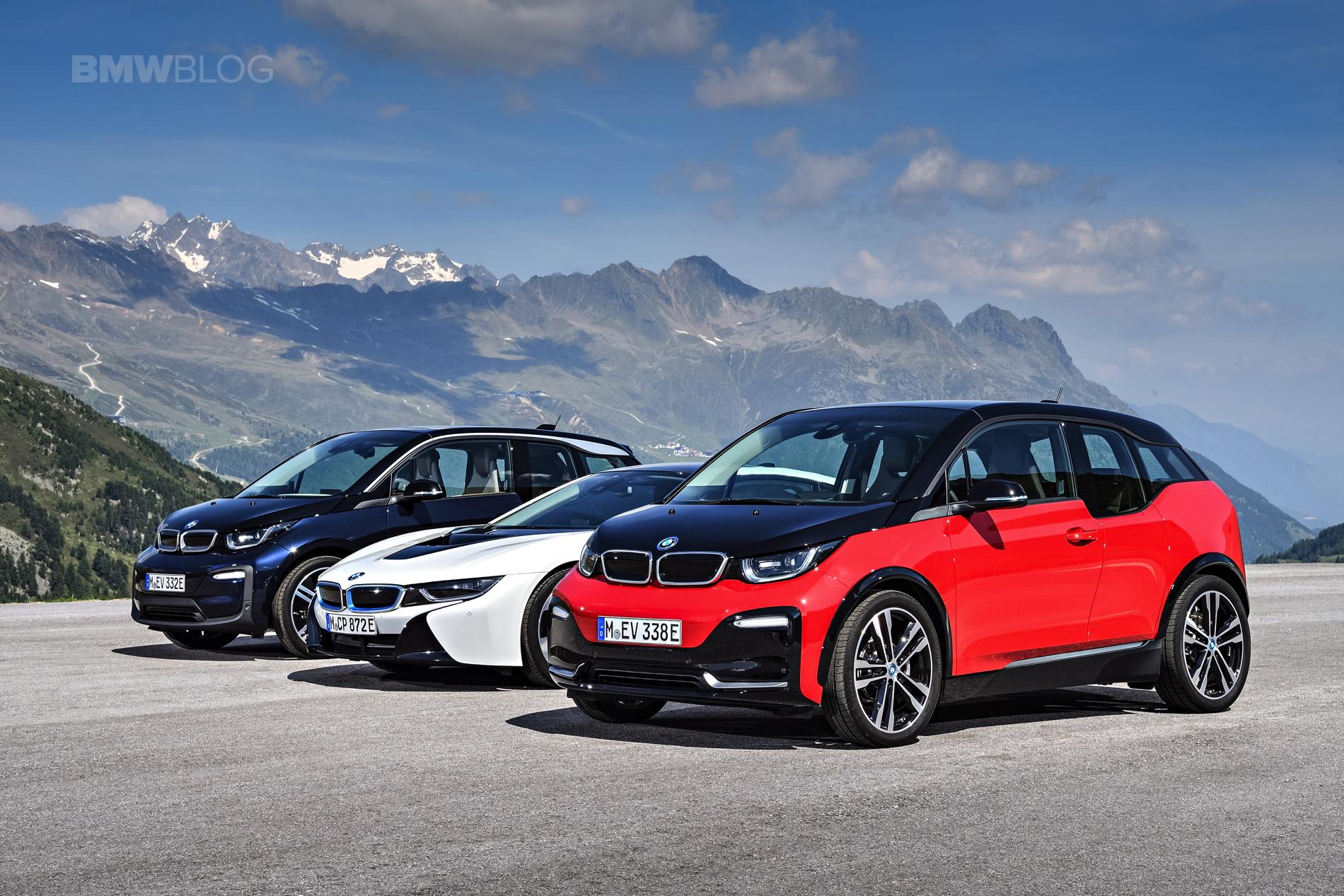 BMW i3 i3s i8 03