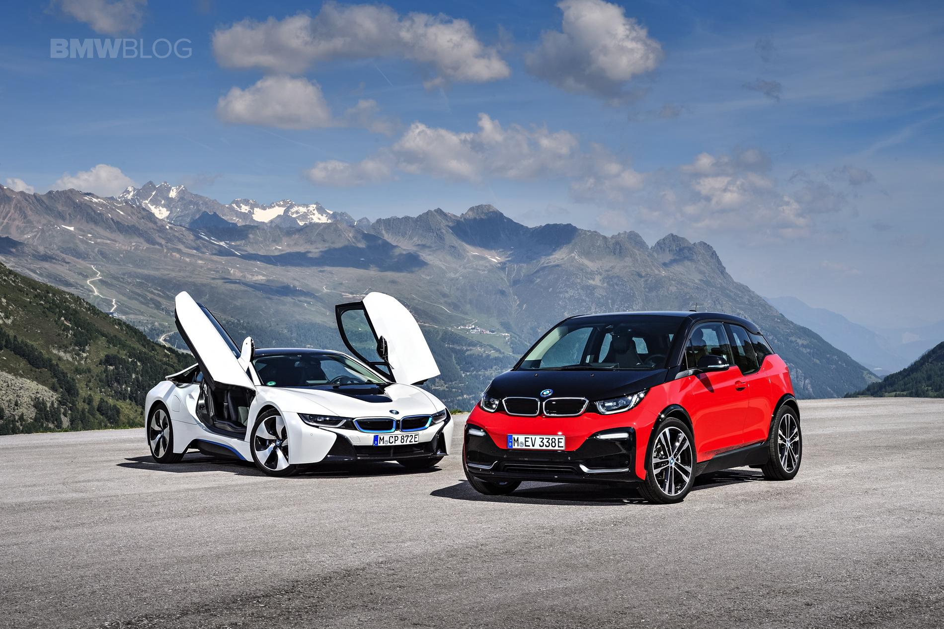 BMW i3 i3s i8 07