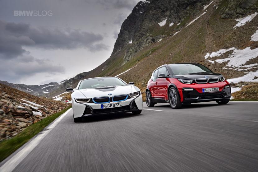 BMW i3 i3s i8 12 830x553