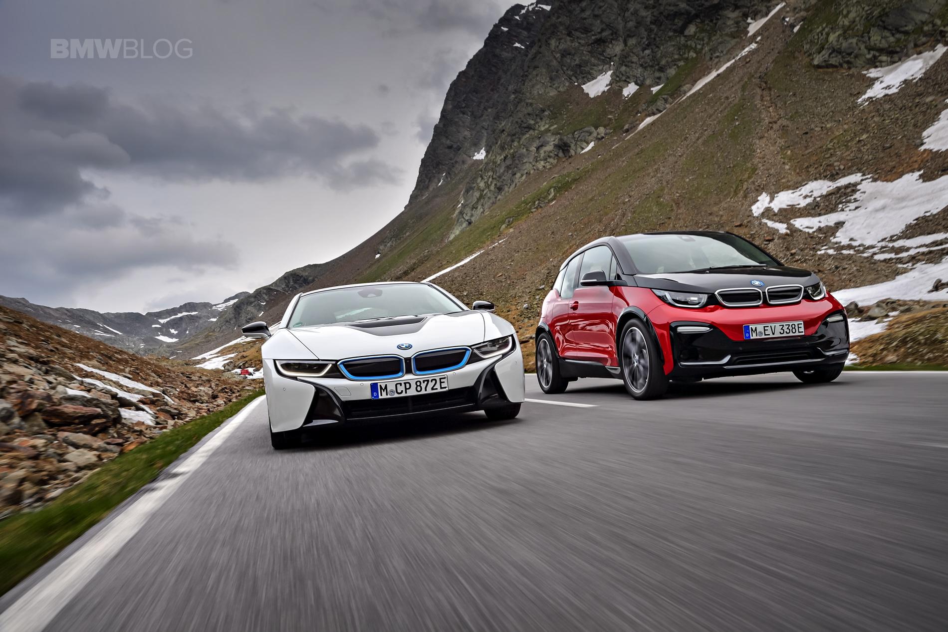 BMW i3 i3s i8 12