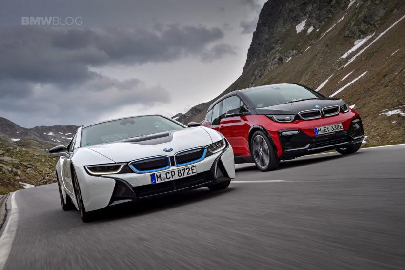 BMW i3 i3s i8 13 830x553