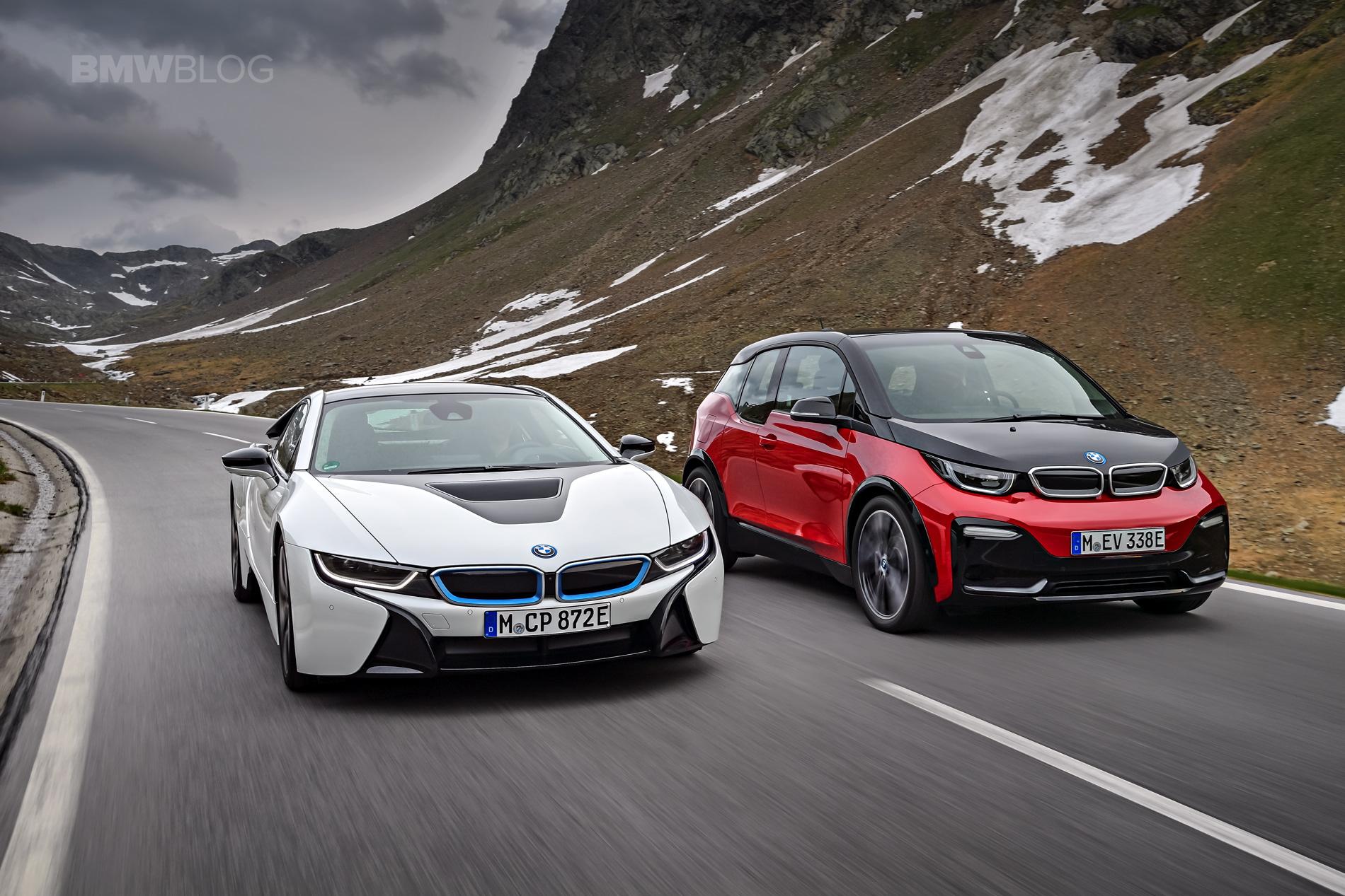 BMW i3 i3s i8 14