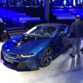BMW i8 Avus Blue 120x120