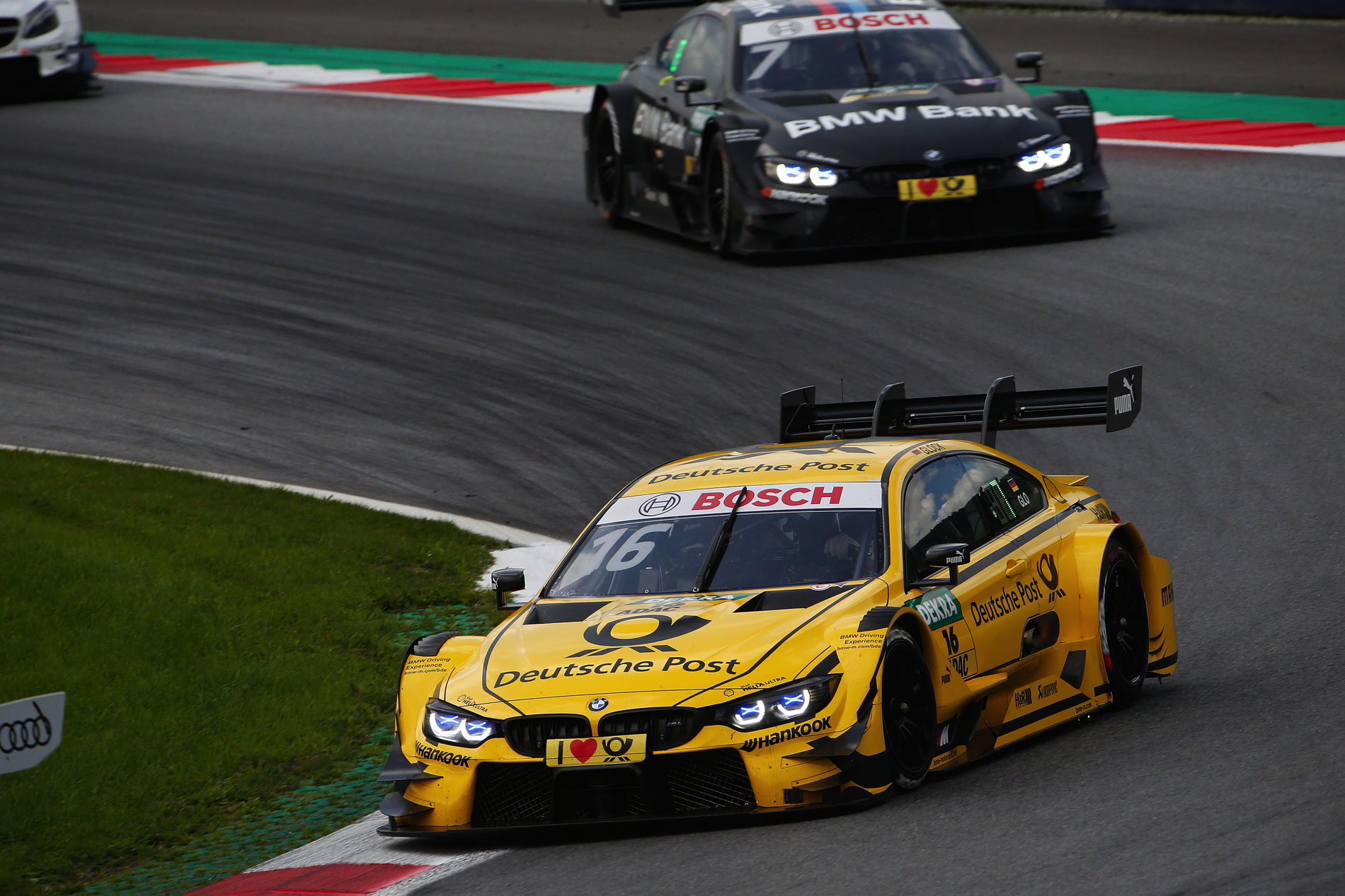 BMW in Spielberg DTM 02