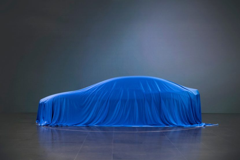 The BMW electric car to be unveiled next week won't be the i5