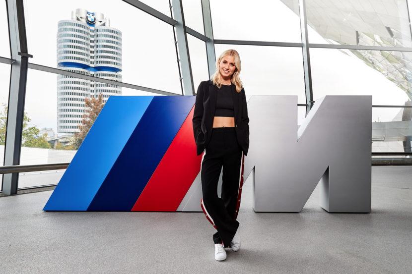 Lena Gercke BMW M 02 830x553