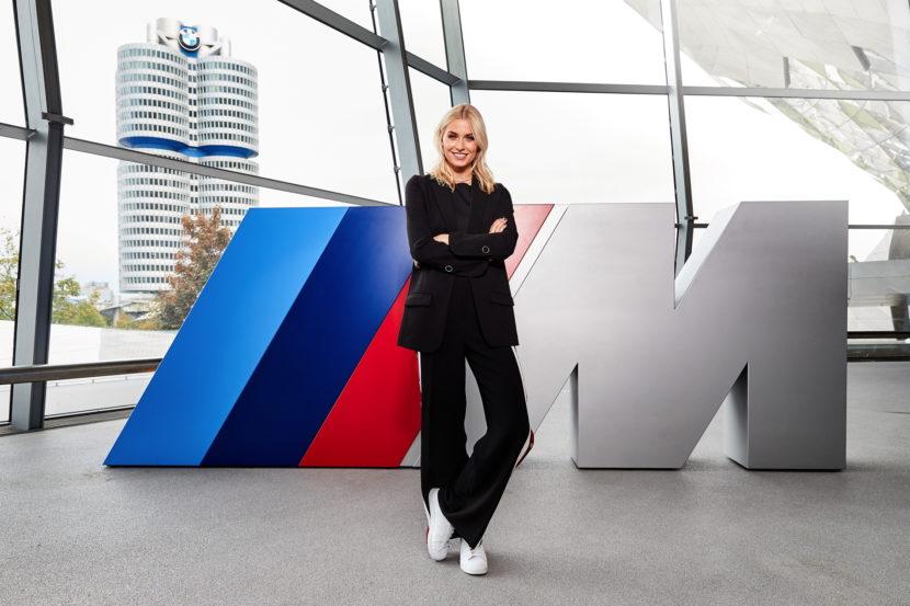 Lena Gercke BMW M 03 830x553