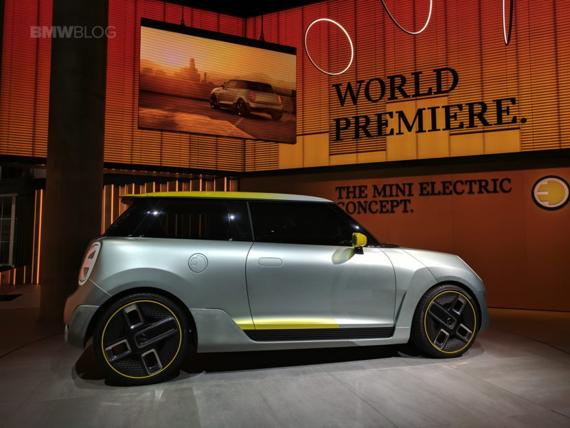 MINI Electric Concept Frankfurt 03 830x623