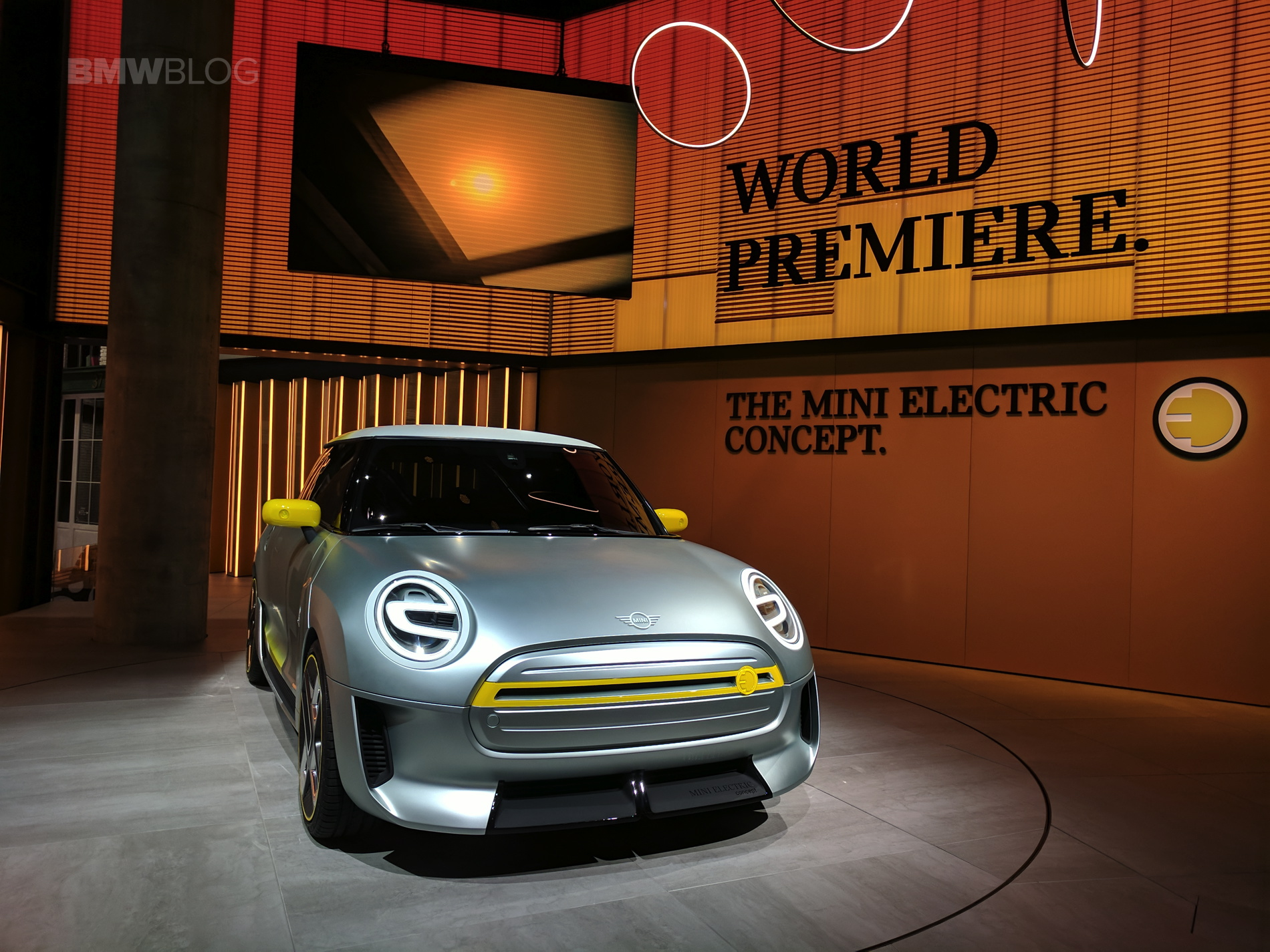 MINI Electric Concept Frankfurt 05