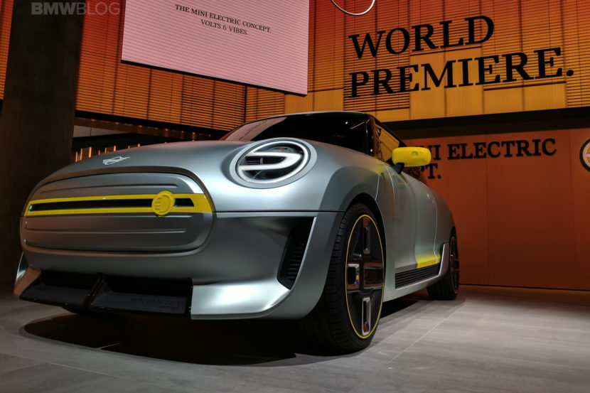 MINI Electric Concept Frankfurt 08 830x553