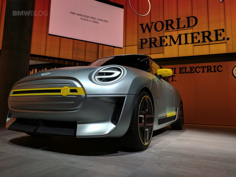 MINI Electric Concept Frankfurt 08 830x623