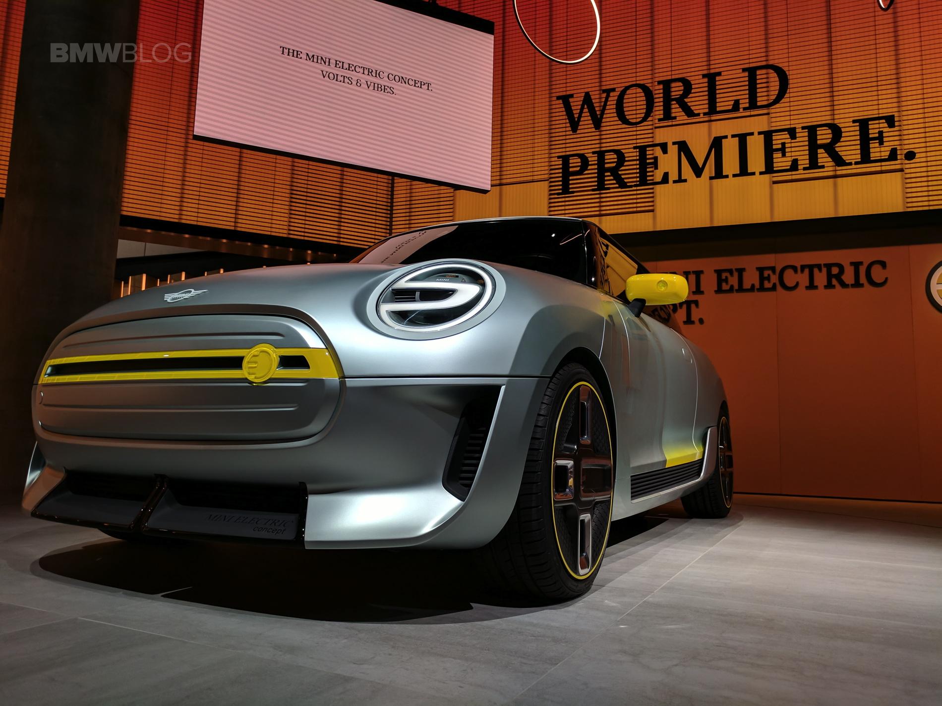 MINI Electric Concept Frankfurt 08