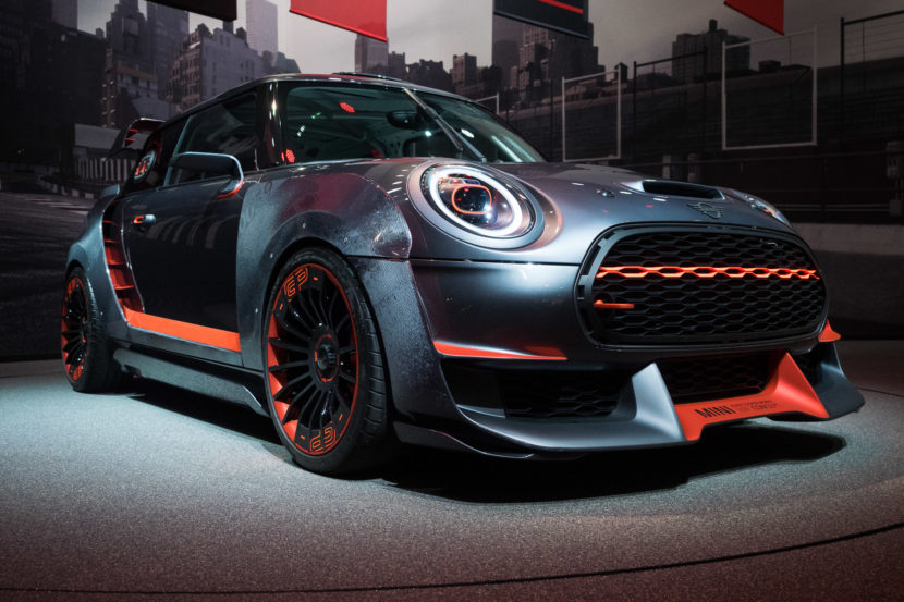Video The Mini John Cooper Works Gp Concept For The Few