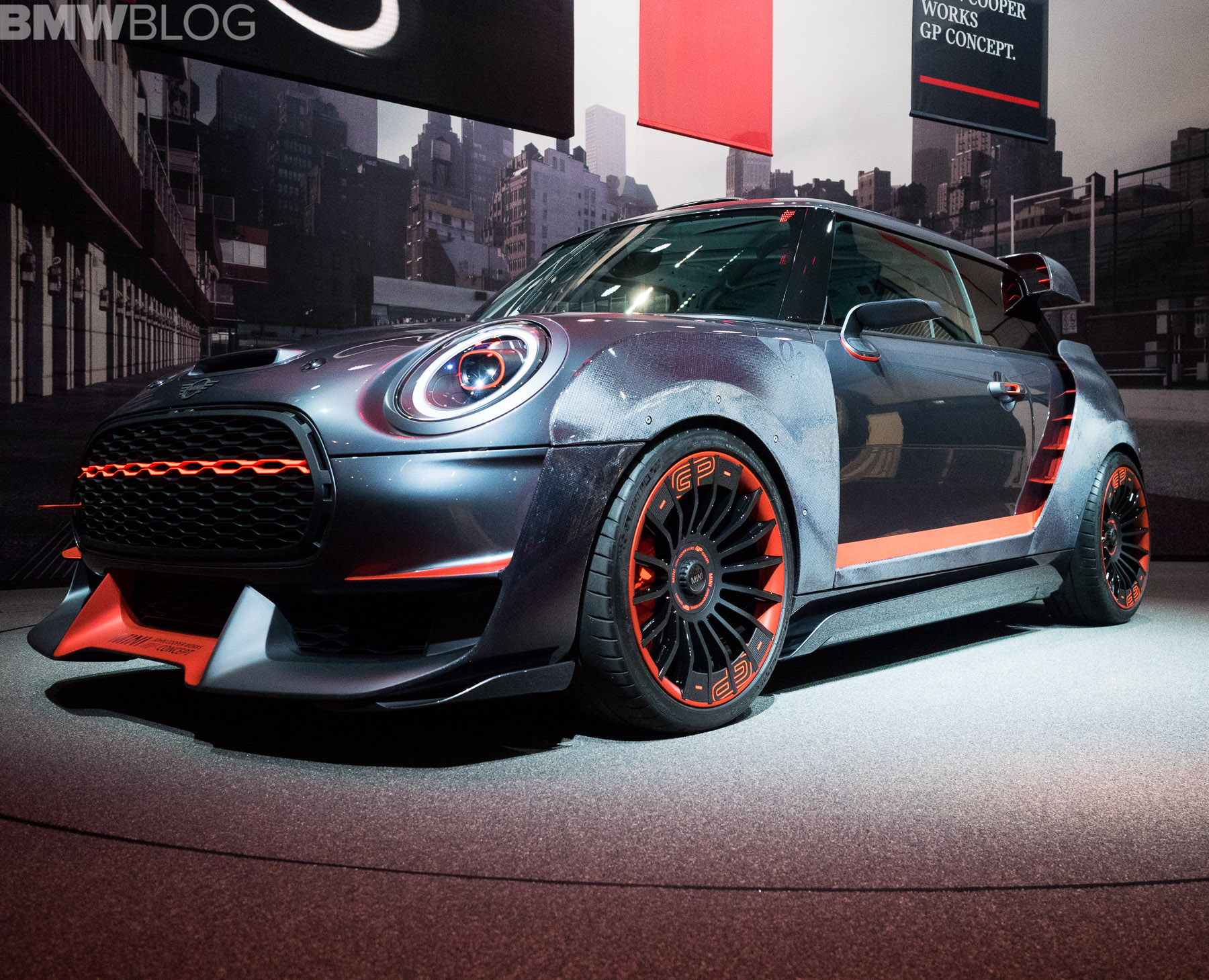 MINI John Cooper Works GP Concept 7
