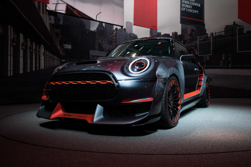 Video Check The 2020 Mini Jcw Gp At The Nurburgring