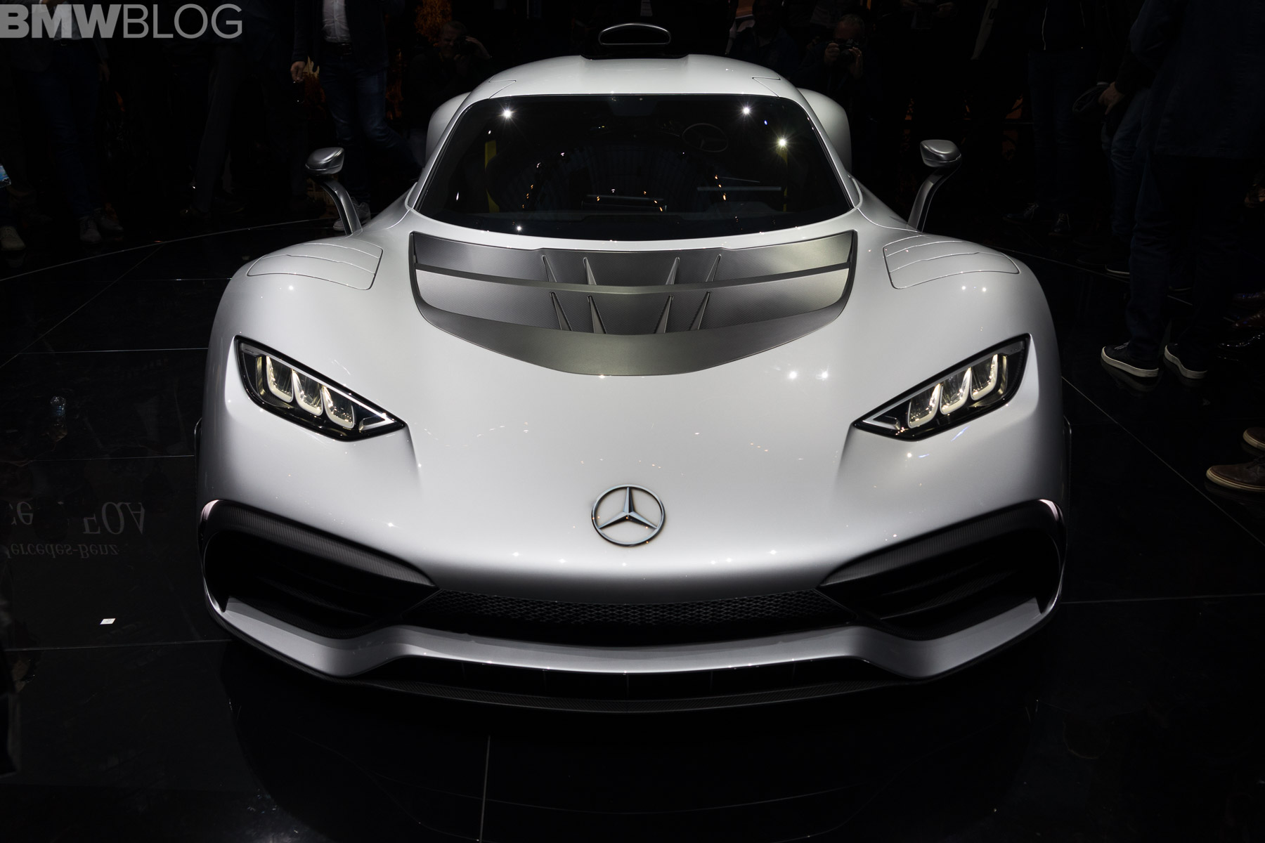Mercedes AMG Project One 34
