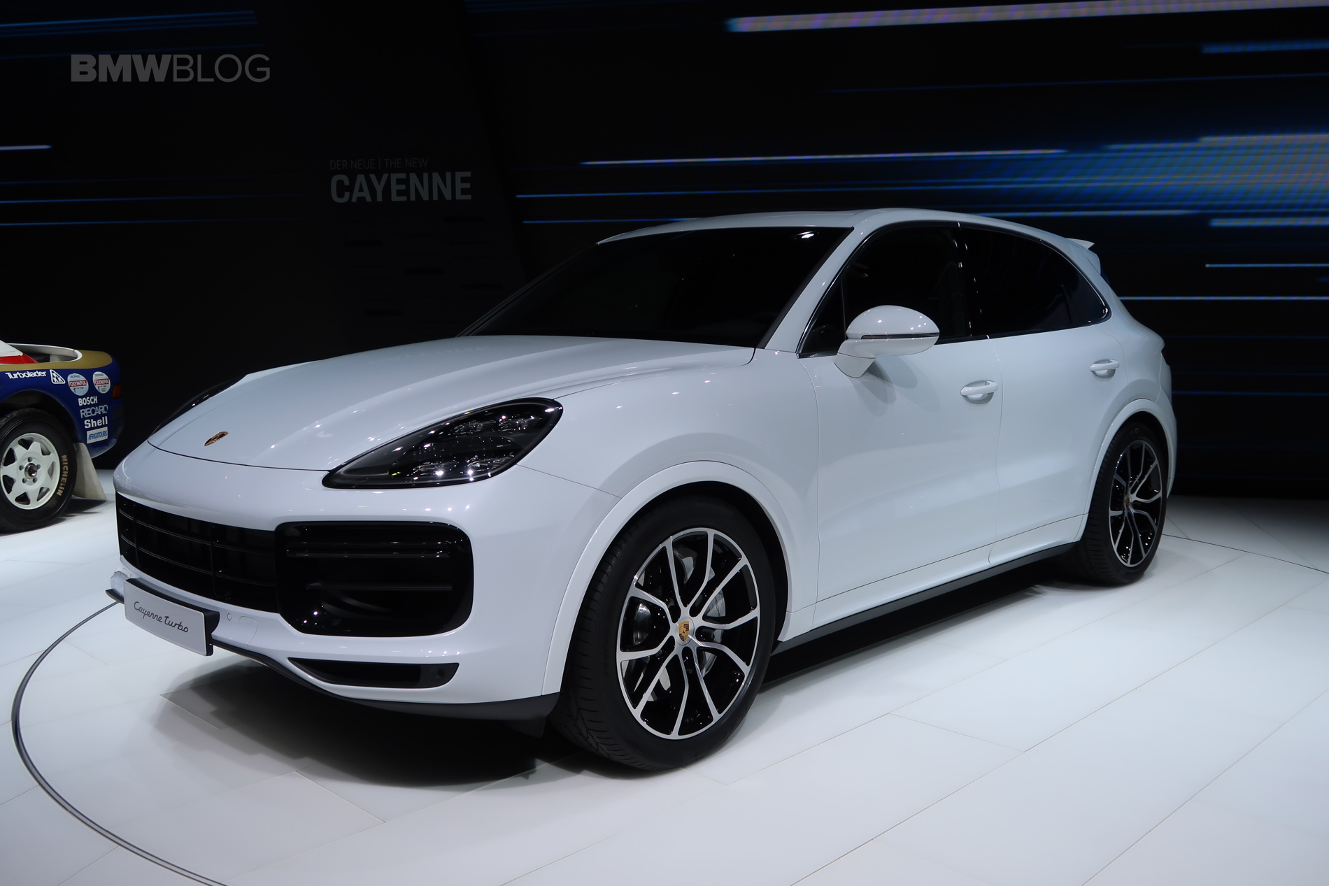 2017 Frankfurt Auto Show The All New Porsche Cayenne