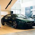 OK BMW i8 British Racing Green 12 1 120x120