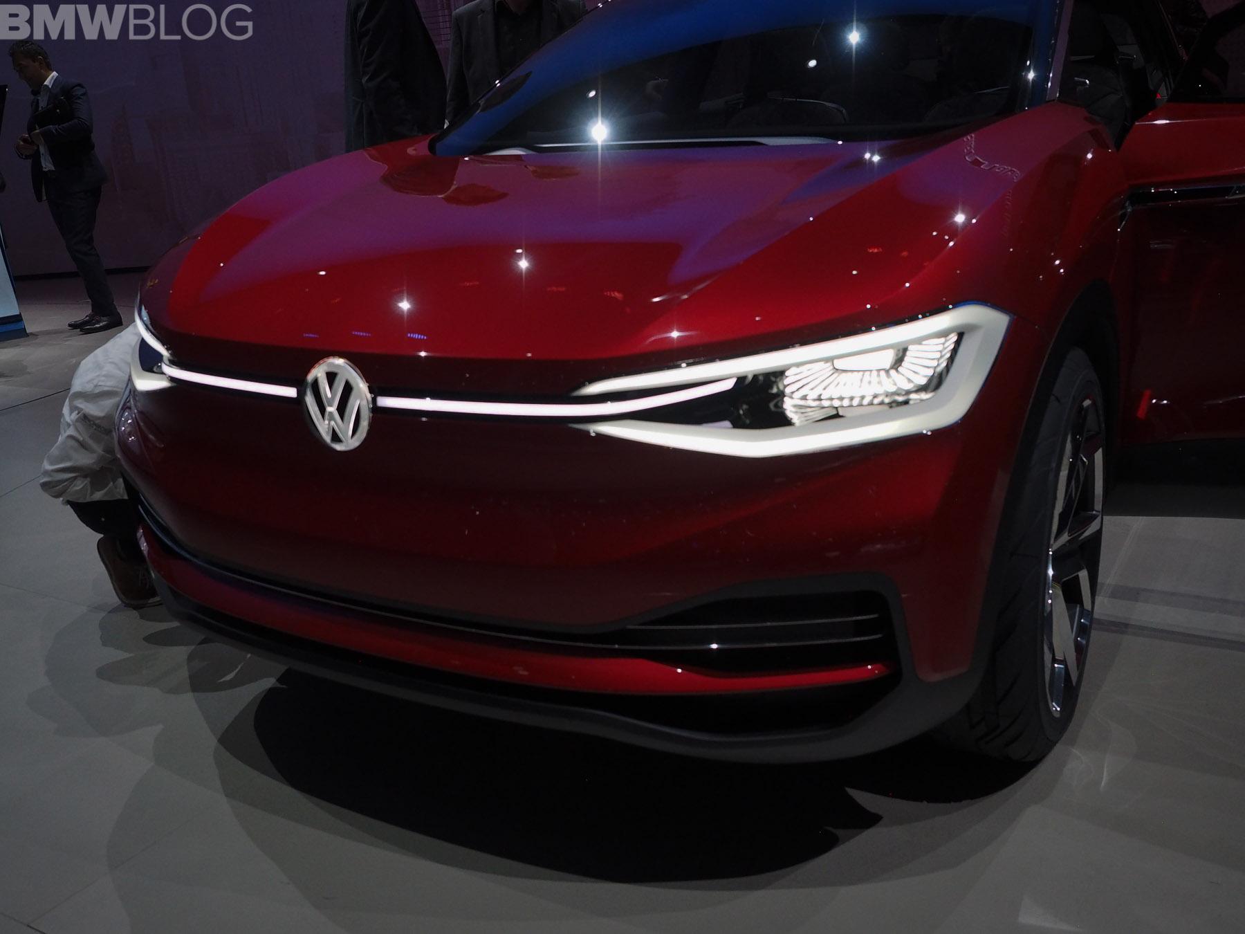 Volkswagen ID Crozz II 1
