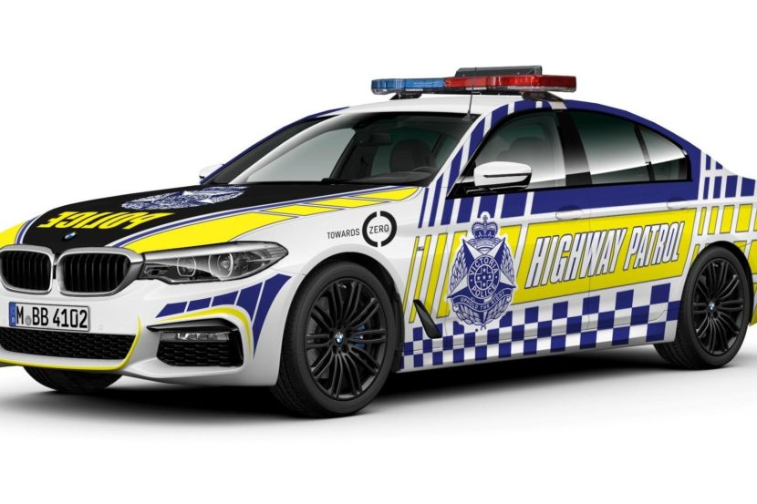 bmw 530d for victoria police in australia 830x553
