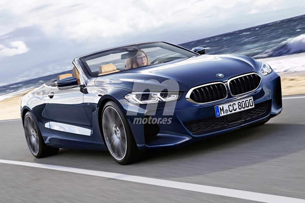 bmw 8 series cabriolet