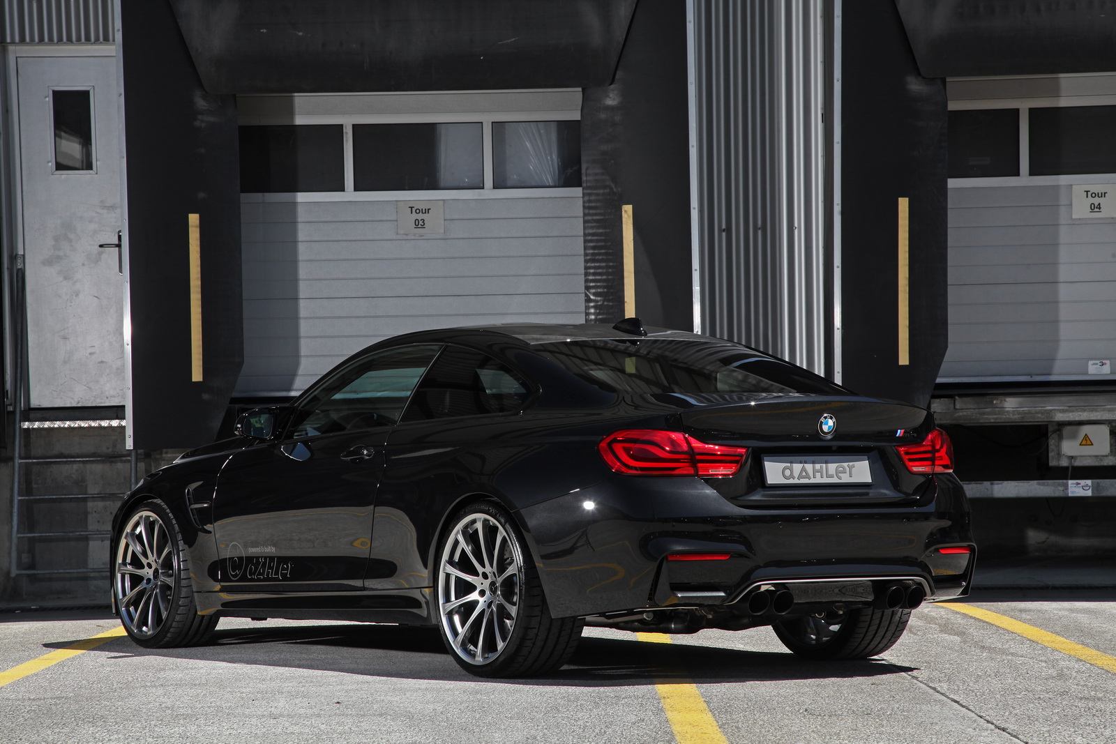 bmw m4 competition package dahler tuning 13
