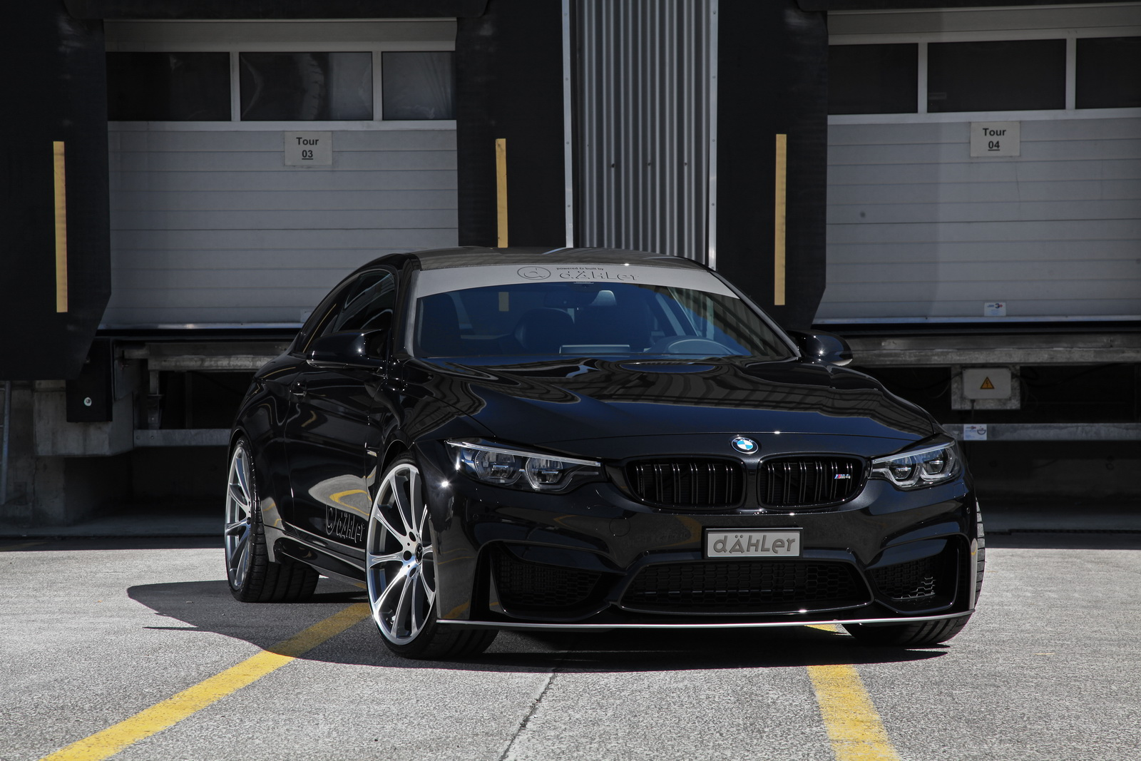 bmw m4 competition package dahler tuning 6