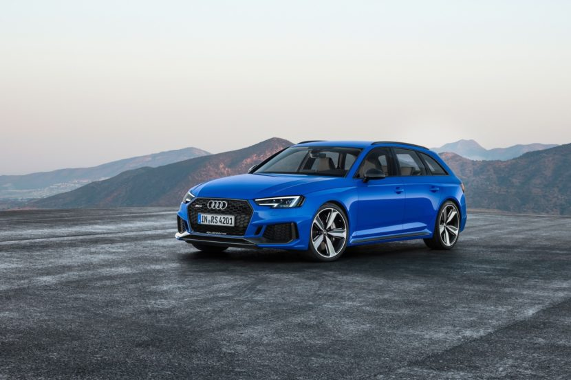 2018 Audi RS4 Avant is here to take on the BMW M3