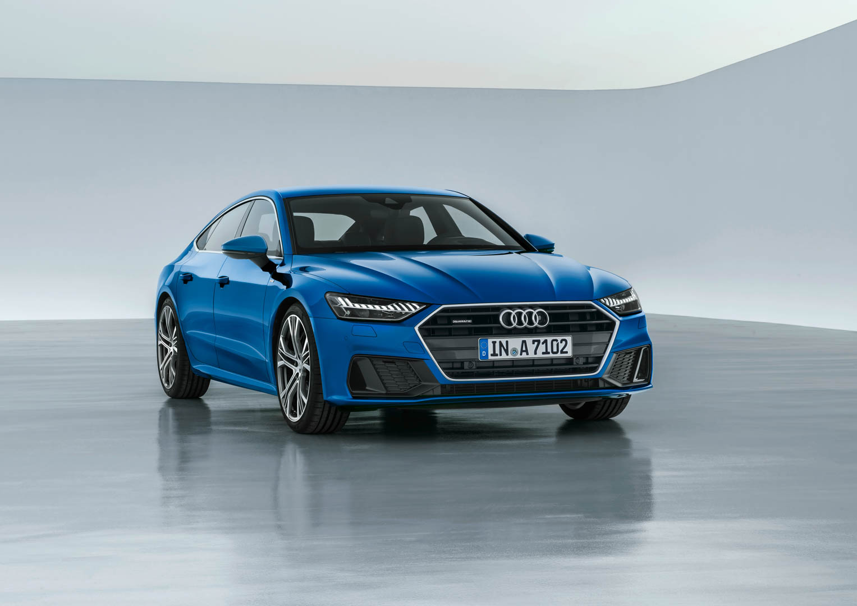 2018 Audi A7 28