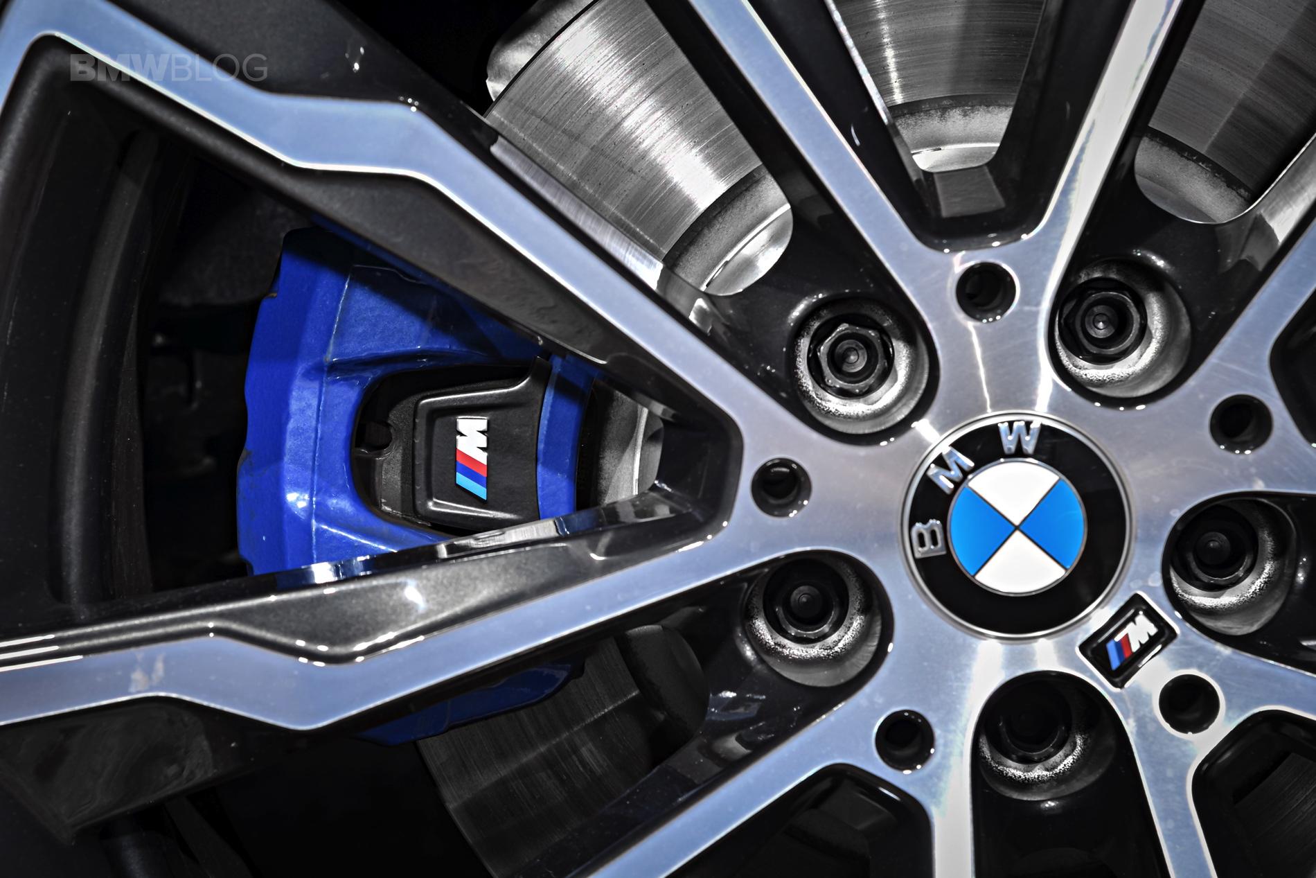 2018 BMW X3 M40i photoshoot 107