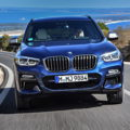 2018 BMW X3 M40i photoshoot 68 120x120