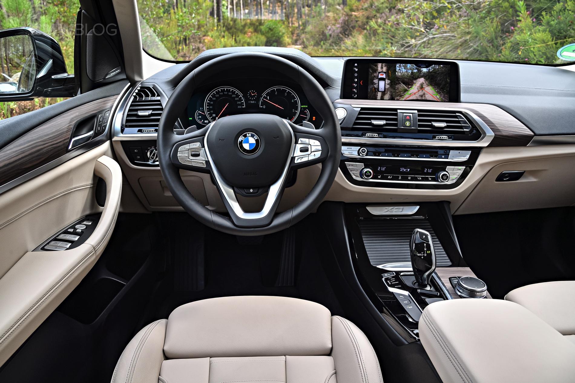 2018 BMW X3 xDrive30D photoshoot 101