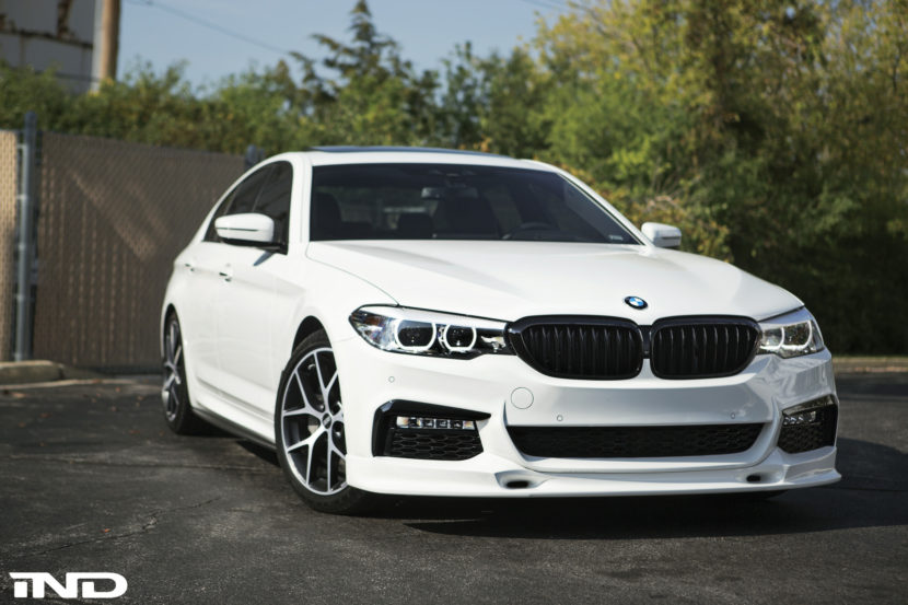 3D Design Meets BMW M Performance By IND Distribution Image 1 830x553