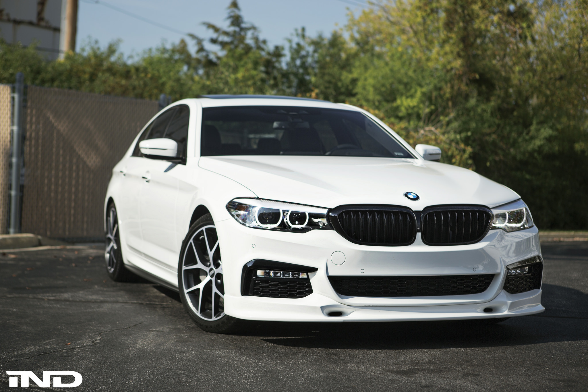 3D Design Meets BMW M Performance By IND Distribution Image 1