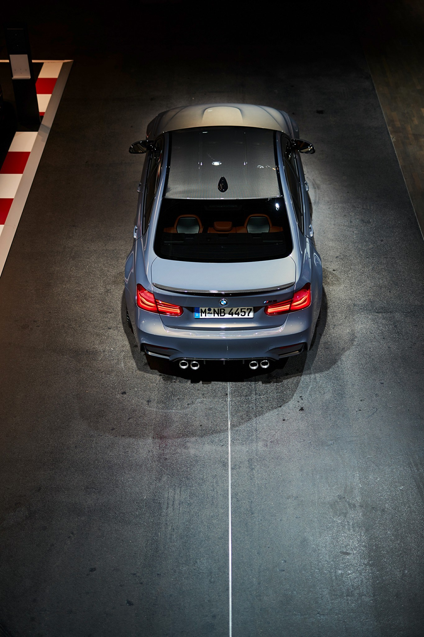 Augusto Farfus BMW M3 Facelift 11