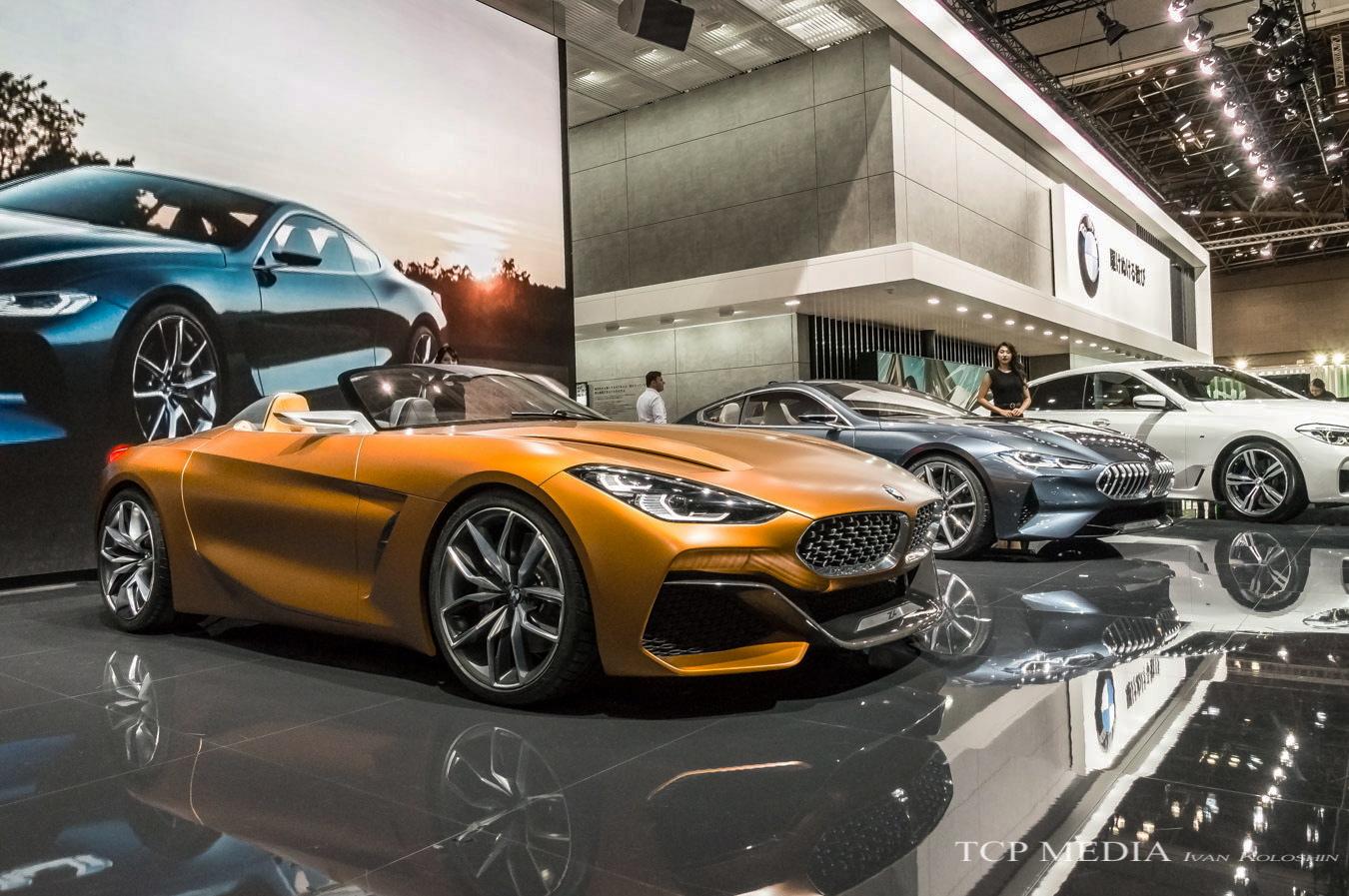 BMW 2017 Tokyo Motor Show 01