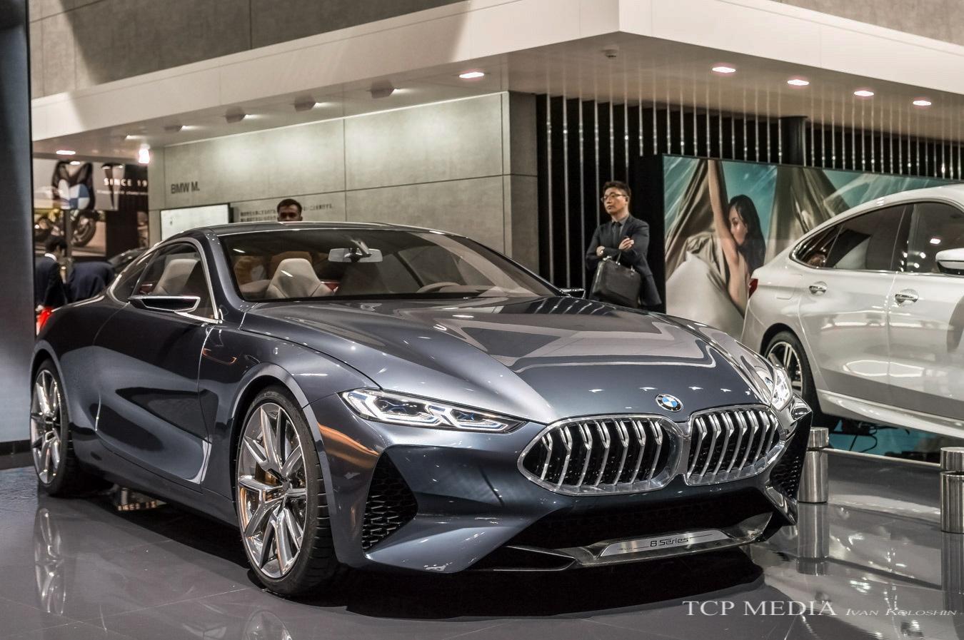 BMW 2017 Tokyo Motor Show 32
