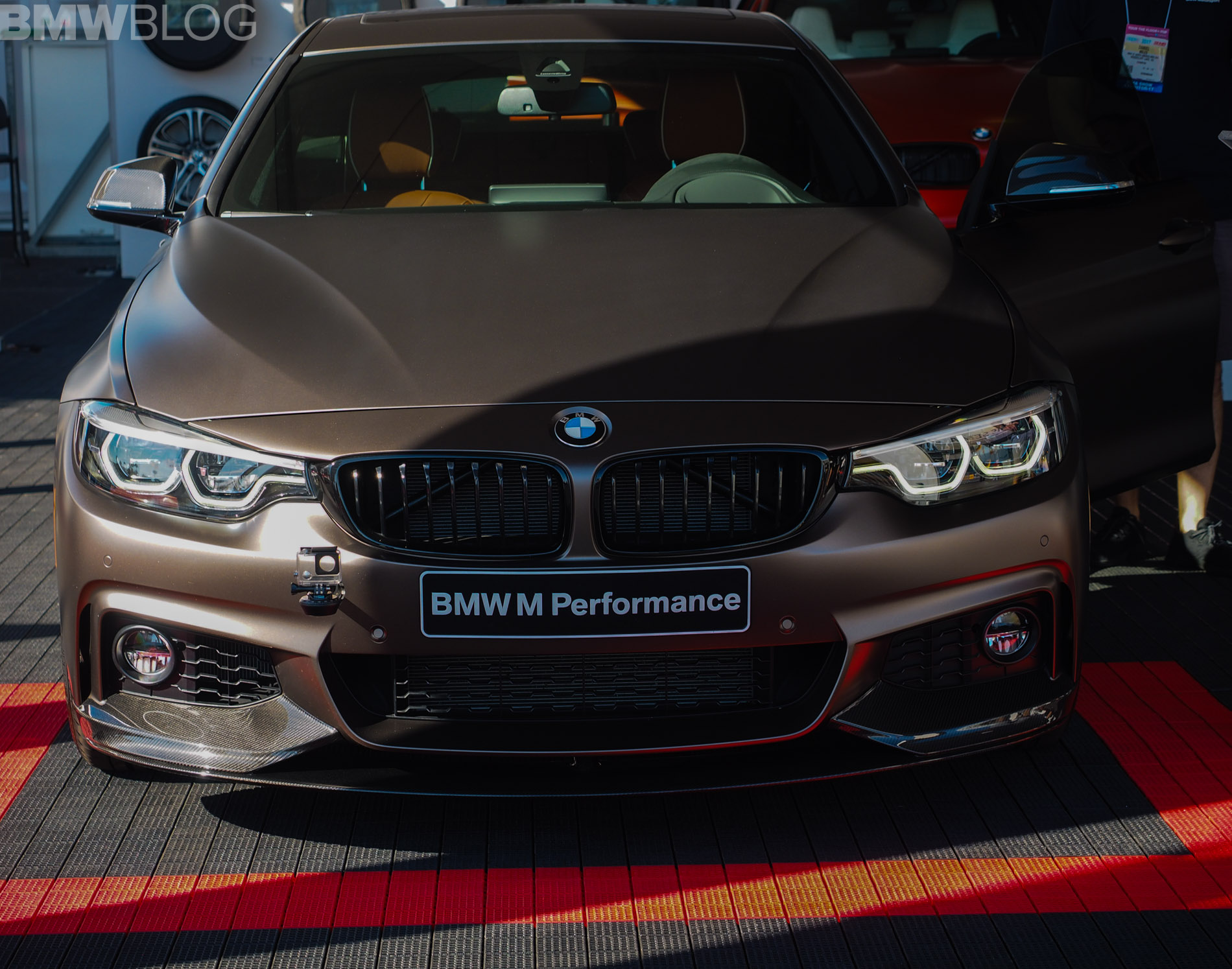 BMW 440i Gran Coupe M Performance Parts 1